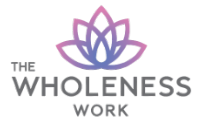 The Wholeness Work Logo